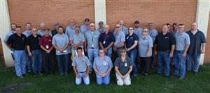 Picture of Custodial Staff