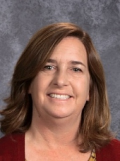 Assistant Principal Christine Job headshot