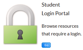 Student Login Portal Paddle Lock