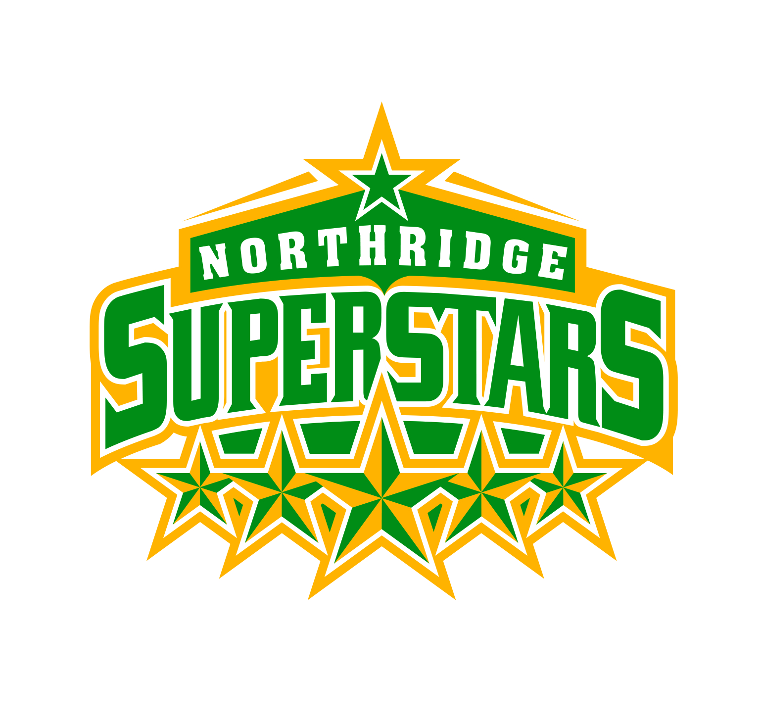 Northridge Superstars Logo